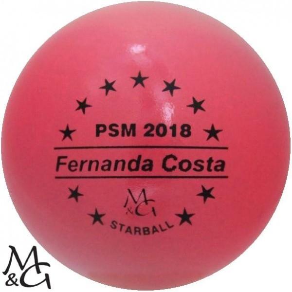 M&G Starball PSM 2018 Fernanda Costa