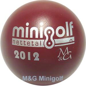 M&G Minigolf Nettetal 2012