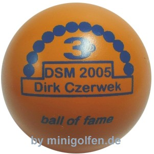 3D BoF DSM 2005 Dirk Czerwek