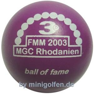 3D BoF FMM 2003 MGC Rhodanien