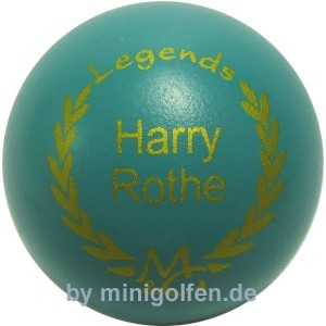 M&G Legends Harry Rothe