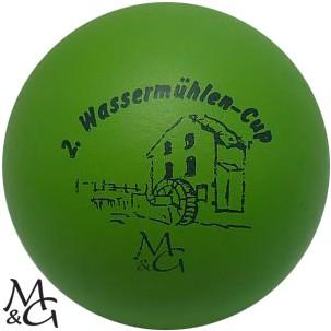 M&G 2. Wassermühlen-Cup