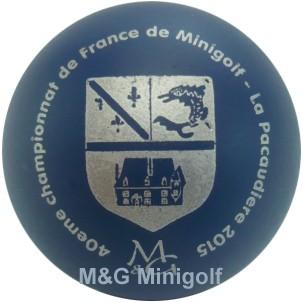 M&G 40. Championat de France - La Pacaudiere 2015