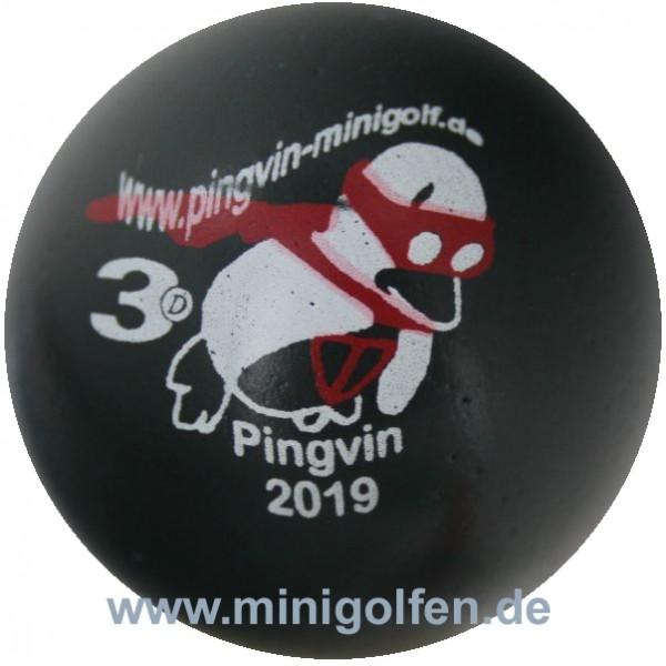 3D Pingvin 2019