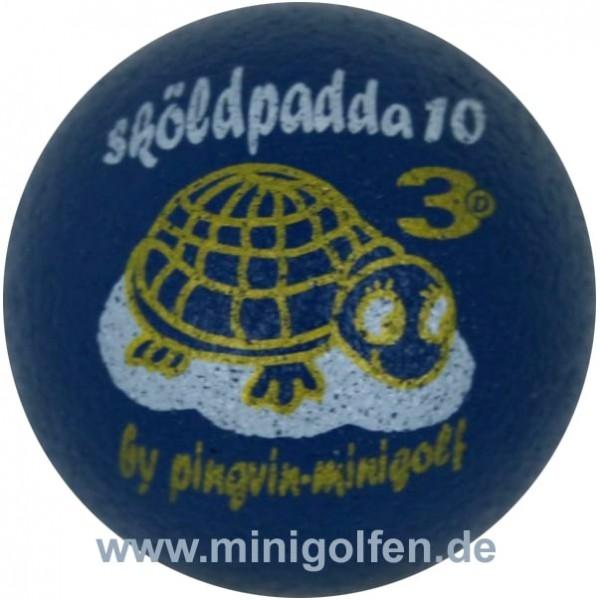 3D Sköldpadda 10