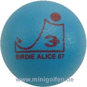 3D Birdie Alice 07