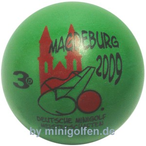 3D DM 2009 Magdeburg