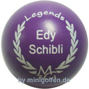 M&G Legends Edy Schibli