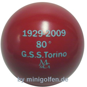 M&G G.S.S. Torino 80°