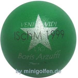 Infinite Vini Vidi Vici ISCHM 1999 Boris Arzuffi