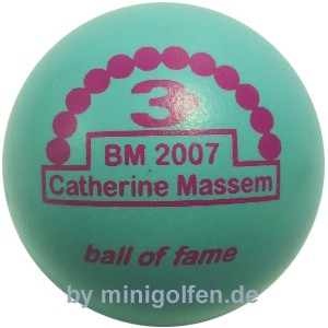 3D BoF BM 2007 Catherine Massem