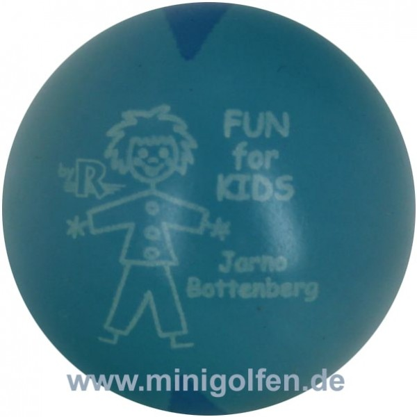Reisinger Fun for Kids Jarno Bottenberg
