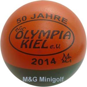 M&G 50 Jahre MGC Olympia Kiel