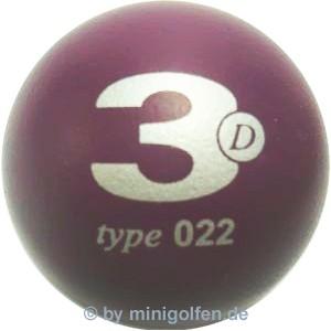 3D type 022