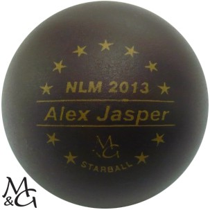 M&G Starball NlM 2013 Alex Jasper
