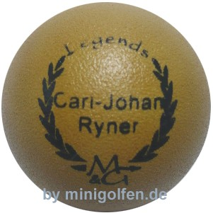 M&G Legends Carl-Johan Ryner