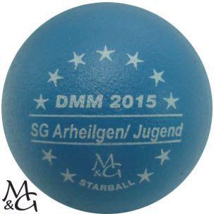 M&G Starball DMM 2015 SG Arheilgen/ Jugend