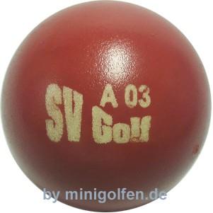 SV Golf A3