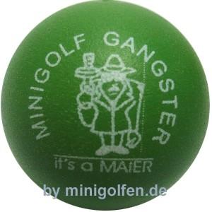 Minigolf Gangster