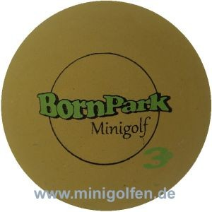 3D Bornpark Minigolf