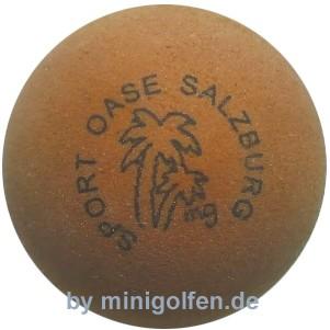 "mg Sportoase Salzburg ""orangebraun"""