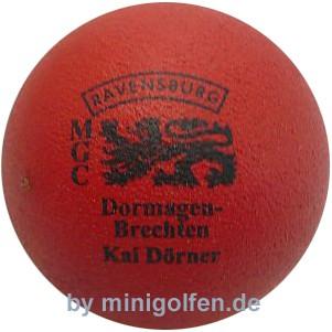 Ravensburg Kai Dorner MGC Dormagen-Brechten