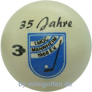 3D 35 Jahre 1. MGC Mannheim