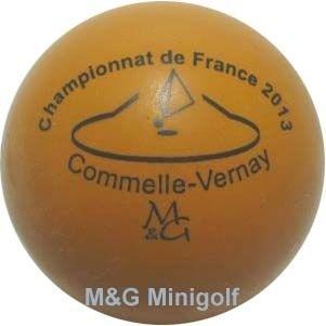 M&G Championat de France 2013