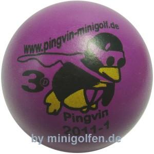 3D Pingvin 2011-1