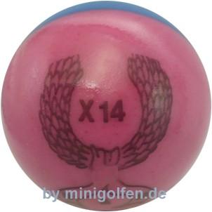 B&M X14 (dicker K2)