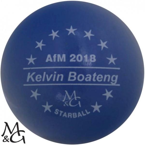 M&G Starball AfM 2018 Kelvin Boateng
