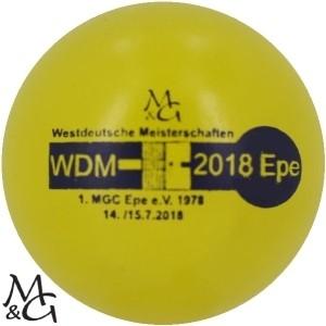 M&G WDM 2018 MGC Epe