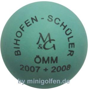 M&G ÖMM 2007+2008 Bihofen Schüler