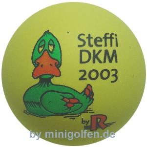 Reisinger DKM 2003 Steffi