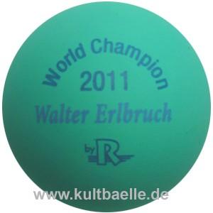 Reisinger World Champ. 2011 Walter Erlbruch [grün]
