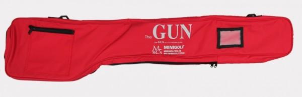 """""""The Gun"""" - Schlägertasche für Minigolfschläger und Putter"""