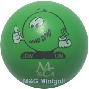 """M&G Bischofshofen OEM 2010 """"grün"""""""