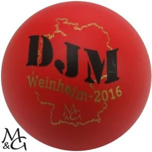 M&G DJM 2016 Weinheim