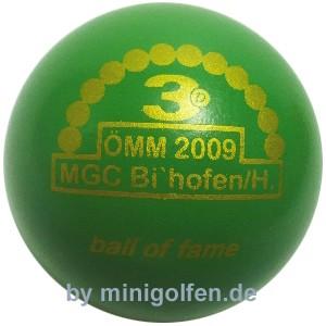 3D BoF ÖMM 2009 Bischofshofen