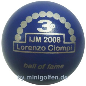 3D BoF IJM 2008 Lorenzo Ciompi