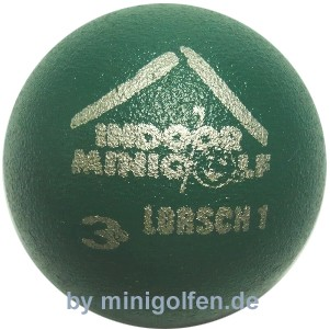 3D Indoor Minigolf Lorsch No1