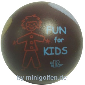 Reisinger Fun for Kids [braun]
