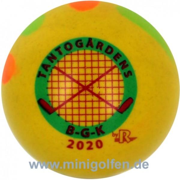 Reisinger Tantogardens BGK 2020
