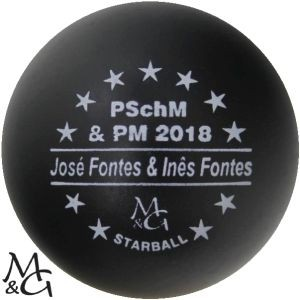 M&G Starball PSchM & PM 2018 José Fontes & Inês Fontes