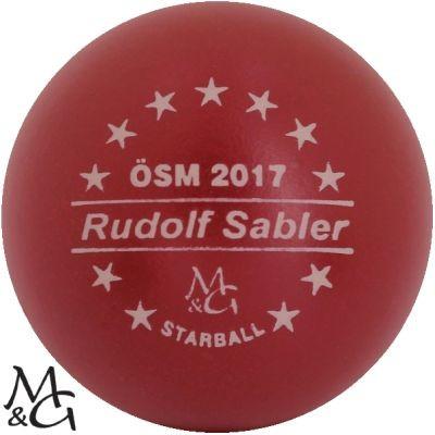 M&G Starball ÖSM 2017 Rudolf Sabler
