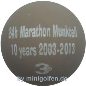 3D 24 h Marathon Munktell