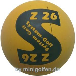 System-Golf Z26