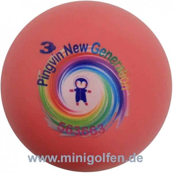 3D Pingvin New Generation 563663