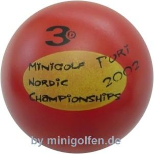 3D Nordic Championship Pori 2002