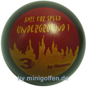 3D ball for Speed - Underground 1